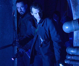 The Strain Season 1 Episode 11 Review: The Third Rail