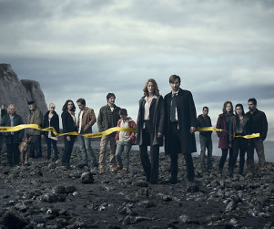 Gracepoint Series Premiere Pics: Murder in a Seaside Town