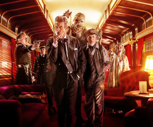 Doctor Who Season 8 Episode 8 Review: Mummy on the Orient Express