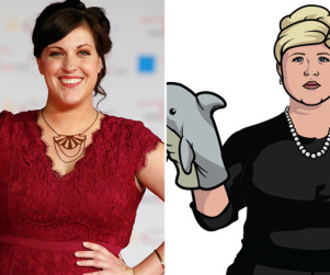 "Allison Tolman to Voice Pam's ""Awful' Sister on Archer Season 6"