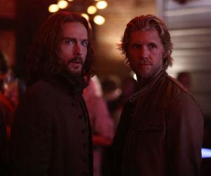 Sleepy Hollow Set Scoop: Matt Barr on Hawley's Backstory, Being A Target of New Villain