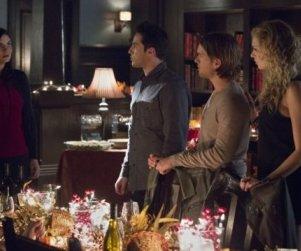 The Vampire Diaries Celebrates Friendsgiving: First Look!