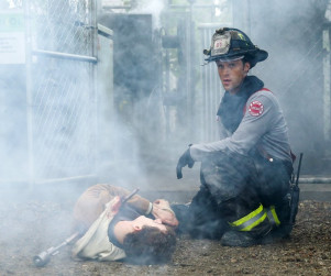 Chicago Fire Picture Preview: Chopper Down