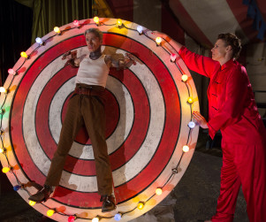 American Horror Story Season 4 Episode 6 Review: Bullseye