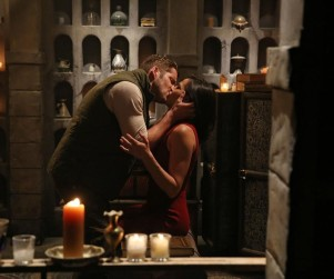 Once Upon a Time Scoop: Lana Parrilla on Regina's Struggle, Finding the Author & More!