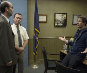 Brooklyn Nine-Nine Season 2 Episode 7 Review: Lockdown