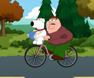 Family Guy Season 13 Episode 5 Review: Turkey Guys