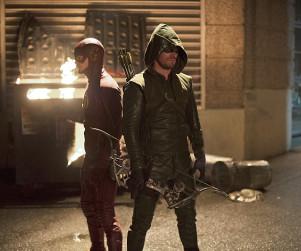 The Flash Season 1 Episode 8 Review: The Flash vs. Arrow
