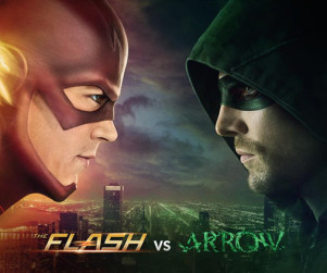 The Flash vs. Arrow: Tale of the Tape!