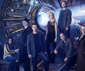 12 Monkeys Cast Preview: Meet Syfy's New Time-Travelers