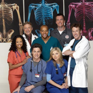 Missing Characters on Scrubs Season Eight