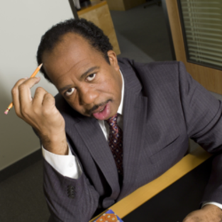 Phew: Stanley Hudson Not Leaving Dunder-Mifflin