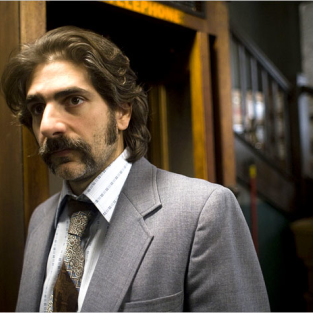 Michael Imperioli Says Life on Mars is Perfect Fit