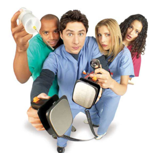 Scrubs Season One Quotes