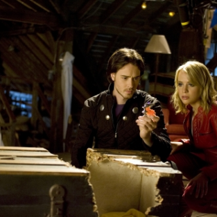 "Smallville Pics from ""Legion"""