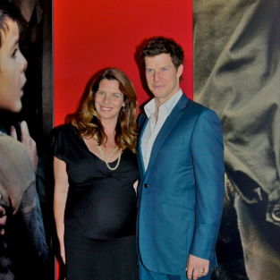 Eric Mabius and Ivy Have a Baby Boy!