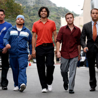 Entourage and Hung Set Season Premiere Dates