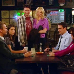 How I Met Your Mother First Look: Laura Prepon as Karen