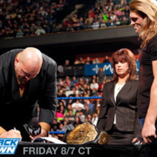 WWE Smackdown Spoilers, Results for 3/6/09