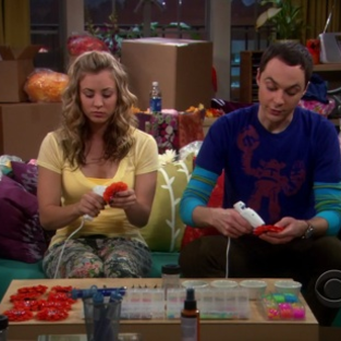 "The Big Bang Theory Recap: ""The Work Song Nanocluster"""