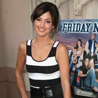 Minka Kelly Wants You to Watch Friday Night Lights