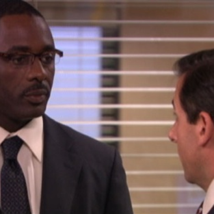 "The Office Quotes: ""New Boss"""
