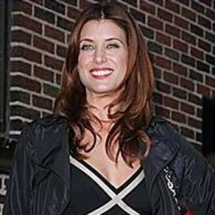 Kate Walsh Visits David Letterman