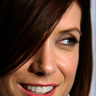 Kate Walsh Lights Up Designer's Event