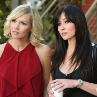 Shannen Doherty: Season Finale Bound!