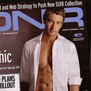 Robert Buckley Shirtless Pictures in DNR