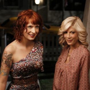 Tori Spelling Speaks on Possible 90210 REturn