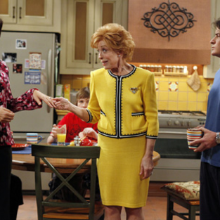 "Two and a Half Men Recap: ""Hello, I'm Alan Cousteau"""