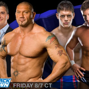 WWE Smackdown Spoilers, Results for 4/24/09