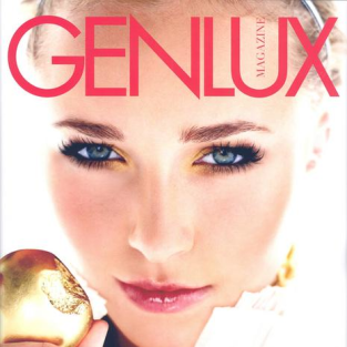 Hayden Panettiere on Genlux Cover