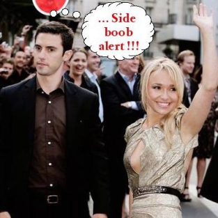 Milo Ventimiglia Gives Hayden Panettiere a Warning