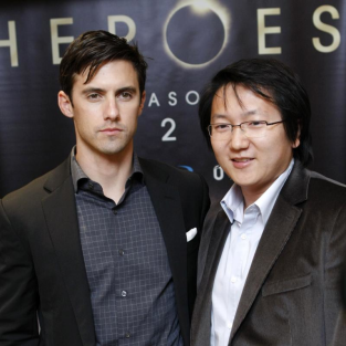 Milo Ventimiglia and Masi Oka Head Down Under