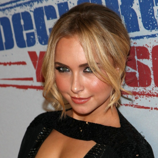 Hayden Panettiere to Voters: Declare Yourself!