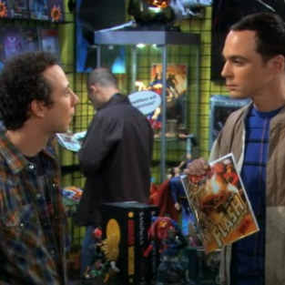 "The Big Bang Theory Recap: ""The Classified Materials Turbulence"""