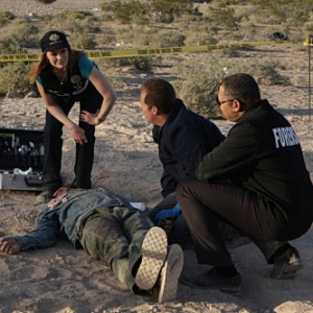 CSI Spoiler Pics from Season Finale