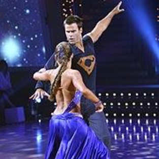 Behind the Scenes of Super Cameron Mathison, Dancing with the Stars
