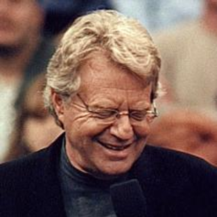 Jerry Springer Says America's Got Talent