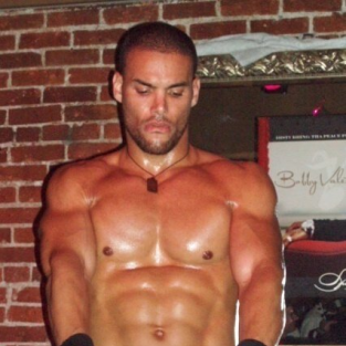 Marcus Patrick: From Soap Star to Stripper