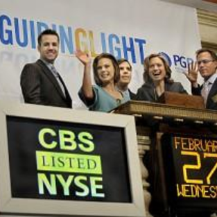 Guiding Light Stars Ring in Stock Market