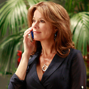 Nancy Lee Grahn Speaks on General Hospital Twist