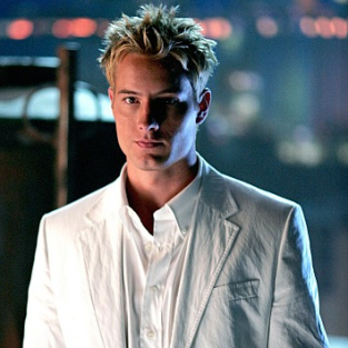 More Smallville Season Nine Dish from Justin Hartley