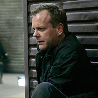 Kiefer Sutherland Reveals 24 Set Secrets