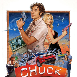 Chuck: Coming This Month?!?