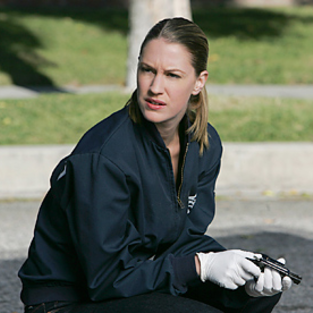 Lauren Lee Smith: Leaving CSI