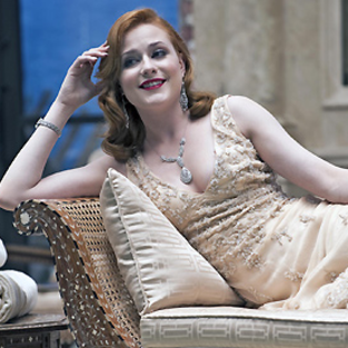 Evan Rachel Wood Dishes on Queen Sophie-Ann