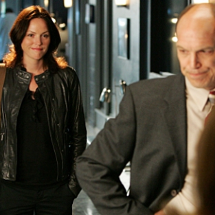 Return of Jorja Fox